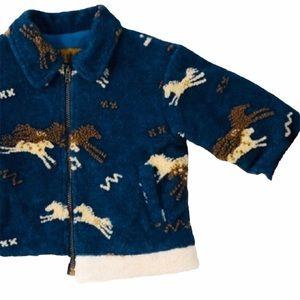 NWOT Tsunami Horse Jacket